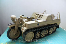 21st Century Toys 1/6 Scale WWII German Kettenkrad Opened