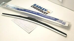 19388171 NEW GM OEM FRONT WIPER BLADE CHEVROLET CADILLAC BUICK GMC B129