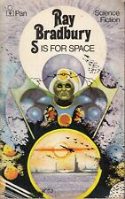 S is for Space - Ray Bradbury - Pan Books - Acceptable - Paperback