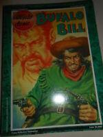 vintage LIBRO:fumetto BUFALO BILL ANNO 2 NUMERO 8 DICEMBRE 1993-