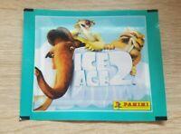 Panini 1 Tüte Ice Age 2 Bustina Pack Sobre Pochette Packet Blue Sky