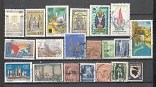 S2218 - ALGERIA 1995 - LOTTO 20 TEMATICI MISTI DIFFERENTI - VEDI FOTO