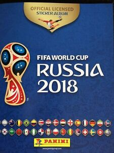 PANINI WORLD CUP 2018 STICKERS QTYS OF 10/20/30/40/50/60/75/100 LOOSE STICKERS