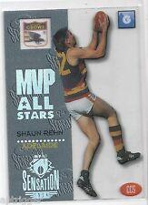 1994 Dynamic AFL Sensation Acetate MVP [ CC5 ] Shaun REHN Adelaide