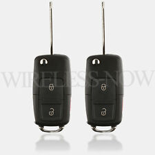 2 Car Flip Key Car Keyless Remote 3B For 2001 2002 2003 2004 2005 Ford Explorer
