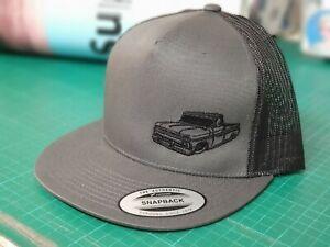 Chevrolet C10 Trucker Cap Snapback Hat