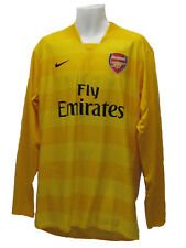 ARSENAL FOOTBALL CLUB Portero Camisa Amarillo