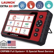 LAUNCH CRP909 Bidirectional Test Car Full System Code Reader Diagnostic Scanner
