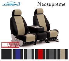 Coverking Neosupreme Custom Seat Covers - 1 Row Ford F-150 Series - Choose Color