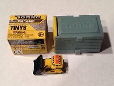 Tonka Tiny's Blind Box Series Yellow Bull Dozer New (Series 1)