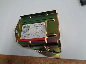 PORSCHE 944 TURBO 951 STARTER MOTOR HEAT SHIELD RIGHT NEW GENUINE PORSCHE ITEM