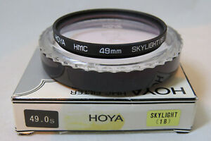 Hoya HMC 49mm Skylight 1B Filter