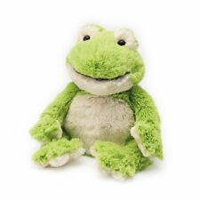 WARMIES TOY Cozy Microwaveable Plush FROG Intelex  - Lavender Scented NEW RELAX