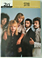 THE BEST OF STYX THE DVD COLLECTION DVD MINT US IMPORT 20TH CENTURY MASTERS