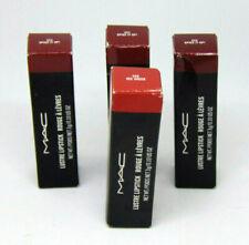 M.A.C Lustre Lipstick 0.10oz./3g NIB Choose Shade