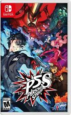MAXIMUM GAMES Persona 5 Strikers (Nintendo Switch)
