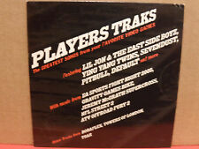 Players Traks PROMO CD Lil Jon YING YANG TWINS Sevendust BALDWIN BROS Pitbull