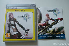 SONY PLAYSTATION 3 PS3 / Final Fantasy XIII FF13 [ Version PAL FR ]