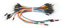 Flexible Verbinder für Laborsteckboards 65-teilig Steckverbinder Platine Brücken