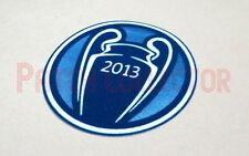 UEFA Champions League Winner 2012-2013 Bayern Munchen Soccer Patch / Badge