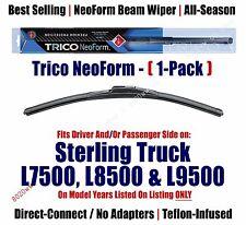 1pk Premium NeoForm Wiper Blade fits 1999-2010 Sterling Truck L8500, L9500 16200