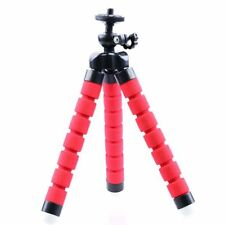 Portable Mini Flexible Foam Tripod Octopus Stand For DSLR SLR Camera Cell Phone