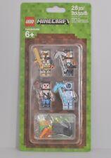 LEGO® 853610 - MINECRAFT - FIGUREN HÜLLEN ZUBEHÖRSET - NEU