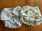 lot+of+2+thirsties+cloth+diaper+covers+