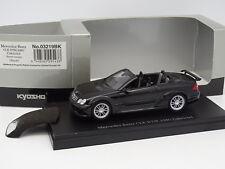 Kyosho 1/43 - Mercedes CLK DTM AMG Cabriolet Noire