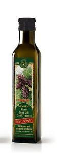 Siberian Pine Nut Oil Cold Pressed Extra Virgin 8.4 fl oz/250 ml
