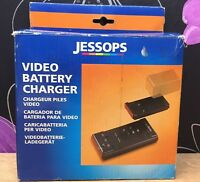 Video Camera Battery Charger for Canon BPE77 BP914 JVC SONY PANASONIC HITACHI