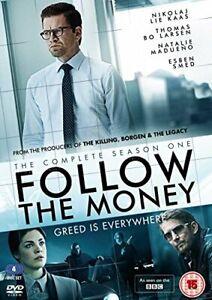 Follow The Money: The Complete Season 1 [DVD][Region 2]