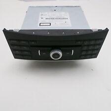 Mercedes Classe e W212 Radio Audio Lettore CD Stereo Bluetooth A2129004910 Oem