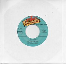 THE BEACH BOYS  Little Honda / She Knows Me Too Well 45 on COLLECTABLES label