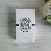 Diptyque Tam Dao Eau De Toilette Spray New With Box 3.4 Oz./100 ml. Sale