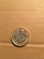 New 12 Sided £1 One Pound Coin 2016 Error Release Date Rare