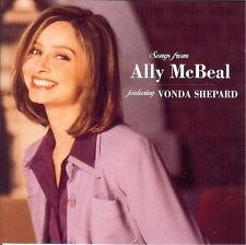 Vonda Shepard : Songs From Ally McBeal Featuring Vonda Shepard CD (1998)