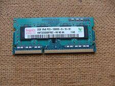 2GB (1 Stick) DDR3 PC3-10600 DDR3-1333MHz Laptop Memory
