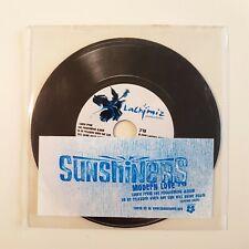 SUNSHINERS : MODERN LOVE (de DAVID BOWIE) ♦ Promo Single CD ♦