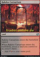 2x rakdos Carnarium (rakdos-bataille site) Modern Masters 2015 Magic