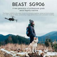 SG906 GPS 5G WIFI FPV 4K Camera Brushless Selfie Foldable RC Drone Quadcopter