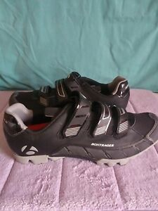 Bontrager Evoke Men's Mountain Bike Cycling Shoes US Size 13 Black with Cleats