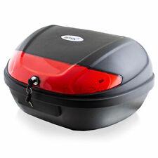 BITUXX Topcase Motorradkoffer Helmbox Für Motorrad Roller Mofa Quad AVT ABS 48L