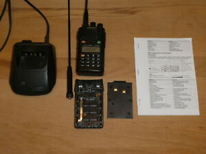 Wouxun KG-UVD1P VHF UHF 2 m 70 cm Dualband Handfunkgerät Amateurfunkgerät