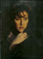 RARE / PROGRAMME CONCERT - CELINE DION : WORLD TOUR LIVE 1995