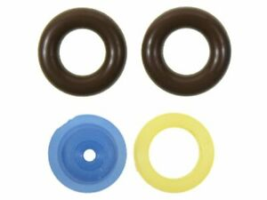 For 1987-1991 Ford Country Squire Fuel Injector Seal Kit AC Delco 71268GW 1988