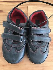 COLE HAAN CORY 2 Strap CASUAL BOYS Toddlers YOUTH SHOES Blue SIZE 7