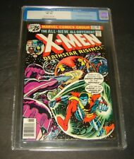 CGC 5.5 X-Men #99 KEY! 1st cameo appearance of Black Tom Cassidy NEWSTAND