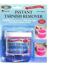 Instant Tarnish Remover - Jewellery Cleaner - Silver Cleaner Gold Cleaner