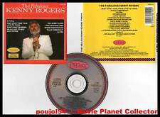 """KENNY ROGERS """"The Fabulous"""" (CD) 1989"""